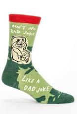 Blue Q Mens Socks Dad Joke