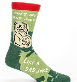 Blue Q Blue Q Mens Socks Dad Joke