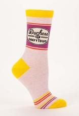 Blue Q Womens Socks Sassy Town