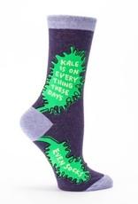 Blue Q Blue Q Womens Socks Kale