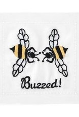 August Morgan Buzzed Cocktail Napkins Set of 4