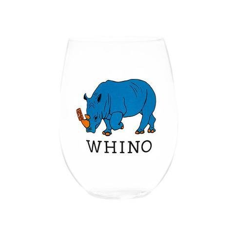 August Morgan Whino Wine Glasses Set of 4