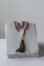 Kellie Montana Necklace w/ Ceramic Heart