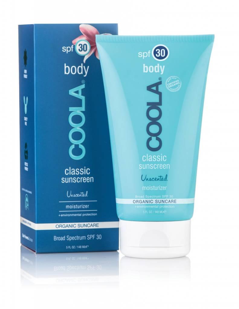 Coola Body SPF 30 Moisturizer