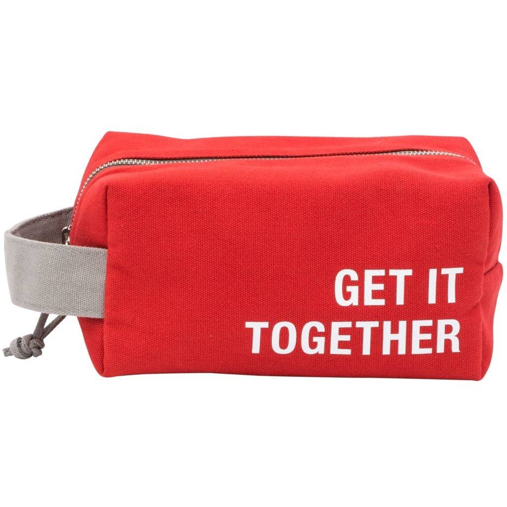 About Face Mens Dopp Kit Get it Together