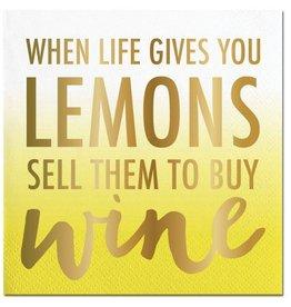 Slant Lemons Buy Wine