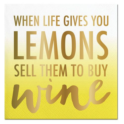 Slant Lemons Buy Wine