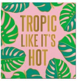 Slant Tropic Like It's Hot Napkins 20CT