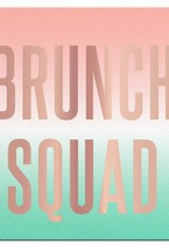 Slant Brunch Squad Napkins 20CT