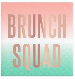 Slant Brunch Squad Napkins 20CT