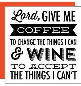 Slant Coffee and Wine Napkins 20CT