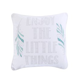 Levtex Enjoy the Little Things Pillow