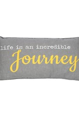 Levtex Life is a Journey Pillow