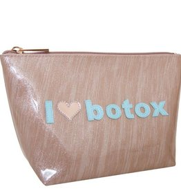 Lolo I Love Botox Cosmetic Bag