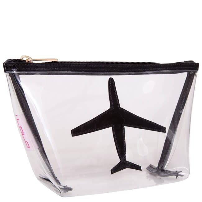 Lolo Plane Cosmetic Bag