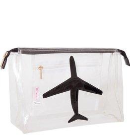 Lolo Plane Betty Cosmetic Bag