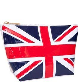 Lolo Union Jack Cosmetic Bag
