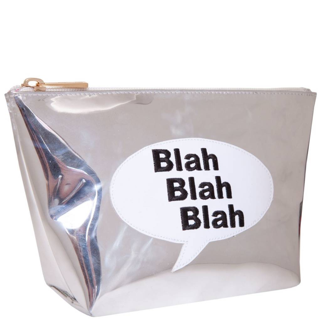 Lolo Blah Blah Blah Cosmetic Bag