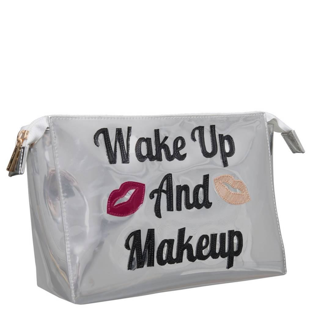 Lolo Wake Up Make Up Cosmetic Bag