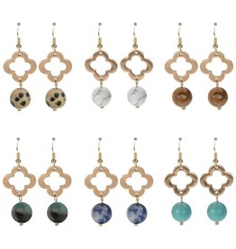 Jewelry Jemology Clover Earring
