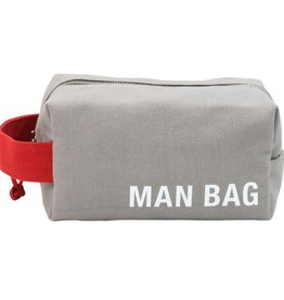 About Face Mens Dopp Bag Man Bag
