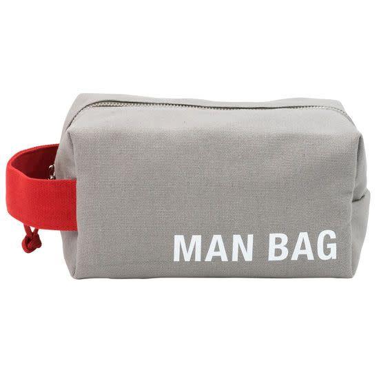 About Face Mens Dopp Bag Man Bag
