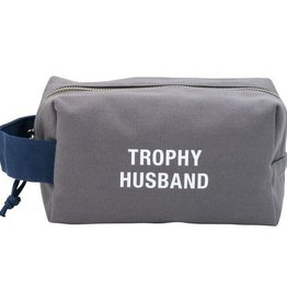 About Face Mens Dopp Bag Trophy Husband