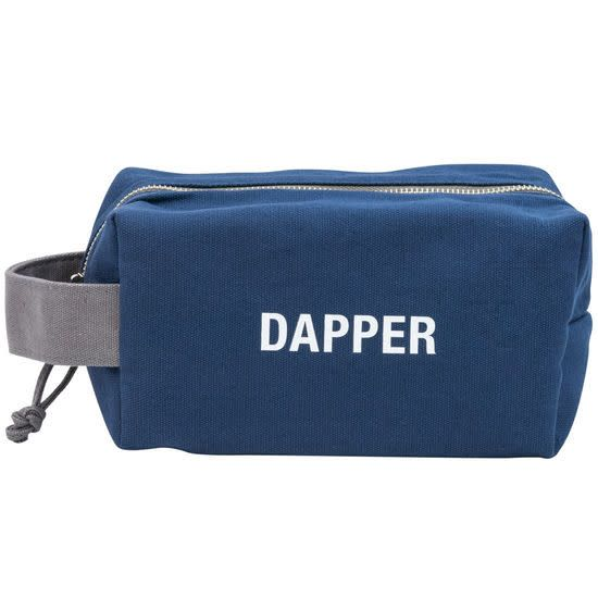 About Face Mens Dopp Bag Dapper