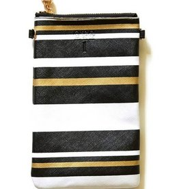 OTG Grab it and Go Bag Stripe Gold