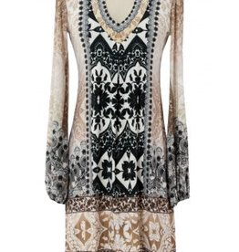 Hale Bob Raiyana Jersey Dress