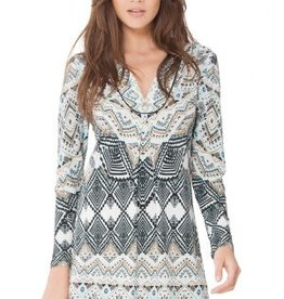 Hale Bob Elaina Jersey Dress