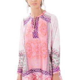 Hale Bob Genevieve Dress Pink