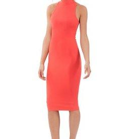 Hale Bob Cadyna Crepe Knit Dress