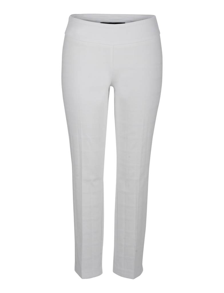 Up Ankle Pant White Squares