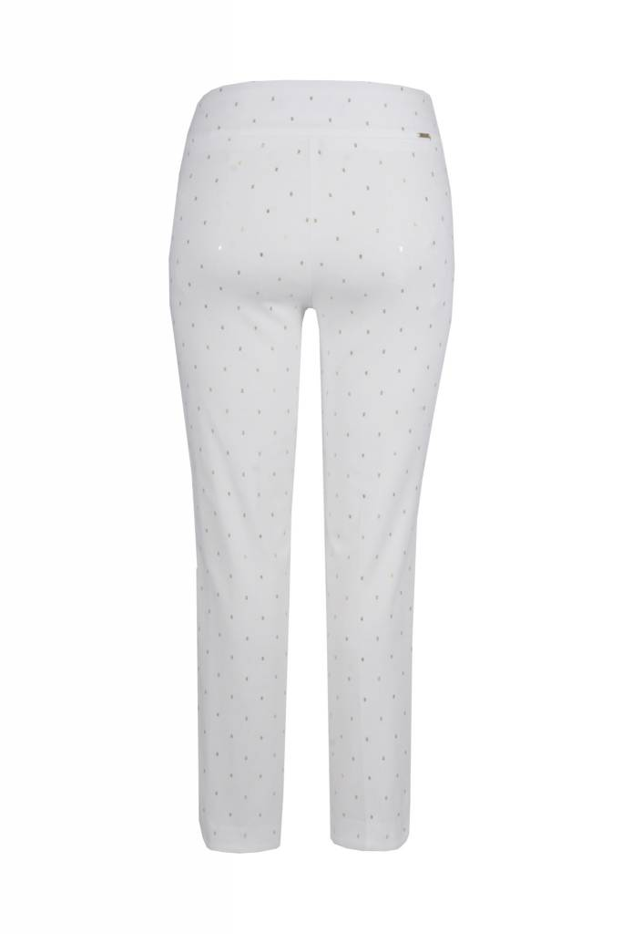 Up Ankle Pant Gold Dot