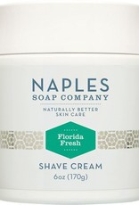 Naples Soap Company Florida Fresh Shave Cream