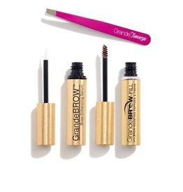 Grande Cosmetics GrandeBrow Starter Kit Light
