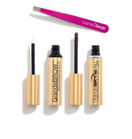 Grande Cosmetics Grande Brow Starter Kit Dark