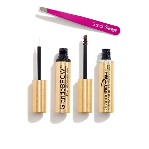 Grande Cosmetics Grande Brow Starter Kit Dark