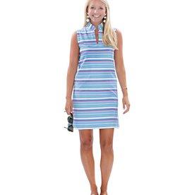 Sailor Sailor Sailor Sailor Seaport Dress Resort Stripe