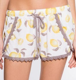 PJ Salvage Lemon Shorts