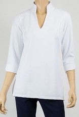 Katherine Way Largo Top White