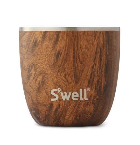 Swell Tumbler Teak 10oz