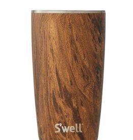 Swell Tumbler Teak 18oz
