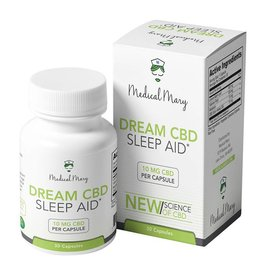Medical Mary Dream CBD – Sleep Aid