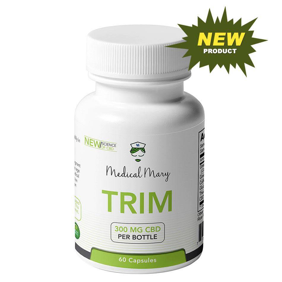 Medical Mary Trim CBD – Weight Loss