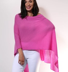 Alashan Cashmere Topper Orchid