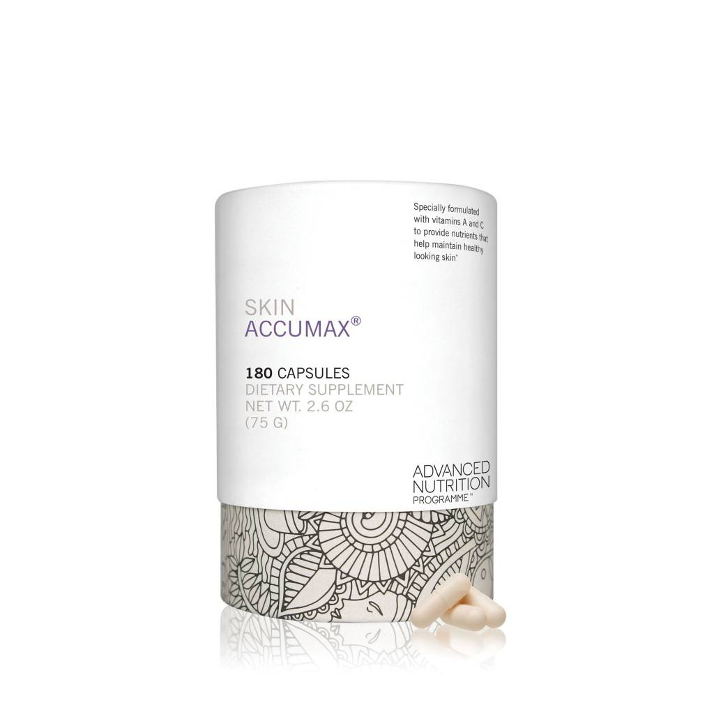 Jane Iredale Skin Accumax Supplement 180 Count