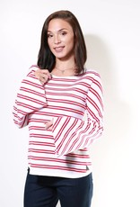 Aggel Knit Bell Sleeve Sweater