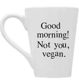 Buffalovely Good Morning Non-Vegans Mug